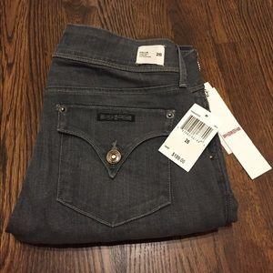 Hudson Skinny Jeans Gray NWT! Originally $189.